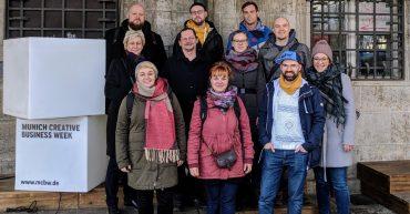 Reisegruppe aus Sachsen, Fotocredit: Kreatives Sachsen
