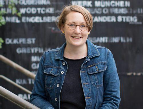 Mona Knorr Crowdfunding-Beraterin in München Gründungsberaterin